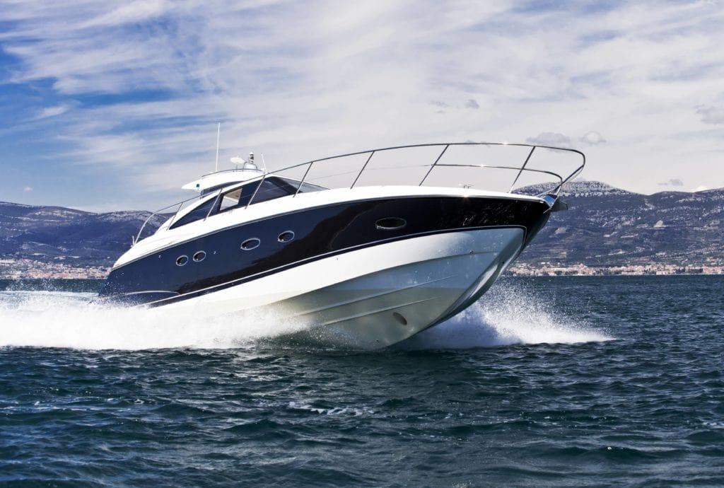Sportbootführerschein See Onlinekurs Motorboot